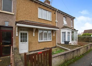 Thumbnail 3 bed terraced house for sale in Upper Station Road, Staple Hill, Bristol