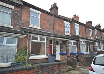 Thumbnail 2 bed terraced house to rent in Pinnox Street, Tunstall, Stoke-On-Trent