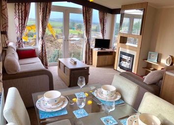 Thumbnail 3 bed mobile/park home for sale in Hillway, Bembridge