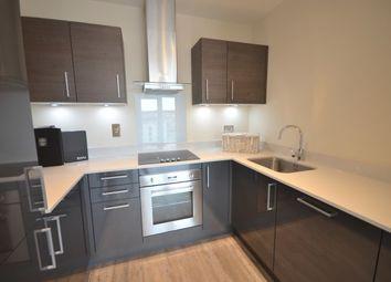 Thumbnail 1 bed flat to rent in Peninsula Quay, Pegasus Way, Gillingham