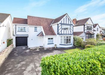 Thumbnail 4 bedroom detached house for sale in Grange Court Road, Westbury-On-Trym, Bristol