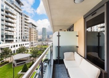 Thumbnail Flat to rent in Regal House, Lensbury Avenue, Imperial Wharf