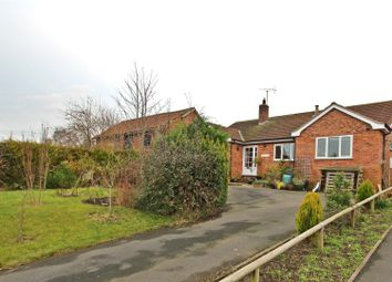 Thumbnail 3 bed detached bungalow for sale in Ryedale View, Scagglethorpe, Malton