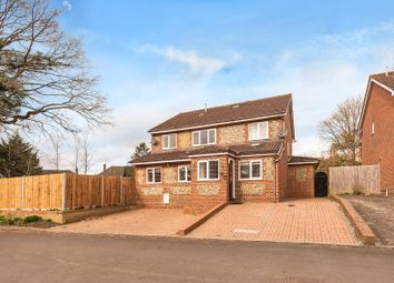 Thumbnail 5 bed detached house for sale in Newland Close, St. Albans, Hertfordshire