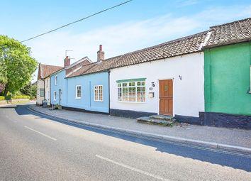 Thumbnail 2 bedroom cottage for sale in Holt Road, North Elmham, Dereham