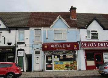 Thumbnail 2 bedroom flat to rent in Warwick Road, Olton, Solihull