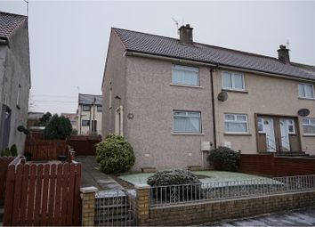 Thumbnail 2 bed end terrace house for sale in Peden Avenue, Dalry
