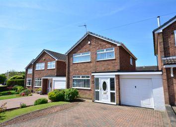 Thumbnail 3 bedroom detached house for sale in Nabbs Lane, Hucknall, Nottingham