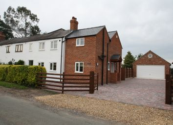 Thumbnail 4 bed semi-detached house to rent in Willington Road, Oscroft, Tarvin