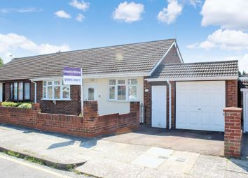 Thumbnail 3 bedroom semi-detached bungalow for sale in Matlock Crescent, Luton