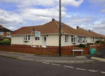 Thumbnail 2 bed semi-detached bungalow to rent in Goodwood Road, Gosport
