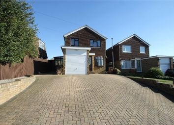 Thumbnail 3 bed detached house for sale in Kingshill Drive, Hoo, Kent