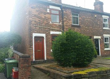 Thumbnail 2 bedroom cottage for sale in Lydyett Lane, Barnton, Northwich, Cheshire