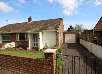 Thumbnail 2 bed bungalow for sale in Stockwood Close, Salisbury, Wilts