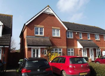 Thumbnail 3 bed semi-detached house for sale in Oak Tree Rise, Ross On Wye, Herefordshire
