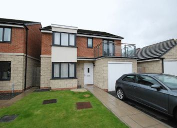 Thumbnail 4 bed detached house for sale in Surtees Haugh, Blaydon-On-Tyne