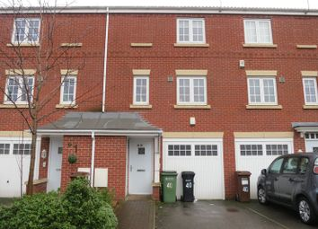Thumbnail 3 bed mews house to rent in Cravenwood Road, Reddish, Stockport