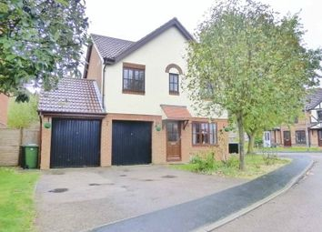 Thumbnail 4 bed detached house for sale in Biscay Gardens, Caister-On-Sea, Great Yarmouth
