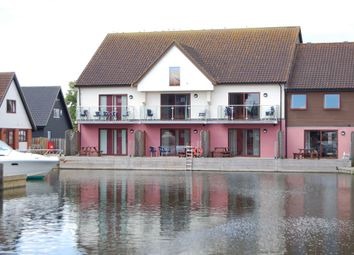Thumbnail 3 bed town house for sale in Ferry Marina, Horning