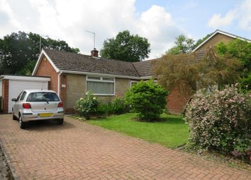 Thumbnail 3 bed detached bungalow for sale in St Edwards Drive, Sudbrooke, Lincoln
