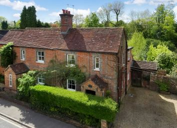Thumbnail 3 bed semi-detached house for sale in Andover Road, Highclere, Newbury