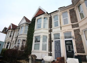 Thumbnail 4 bed terraced house for sale in Lodore Road, Fishponds, Bristol