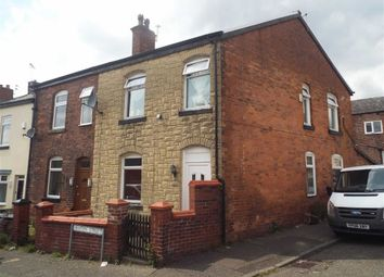 Thumbnail 4 bedroom end terrace house for sale in Heaton Street, Prestwich, Manchester