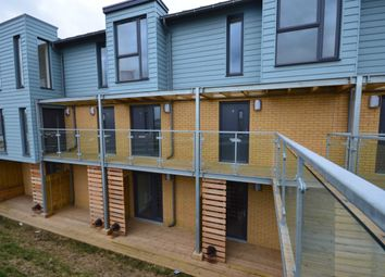Thumbnail 4 bed terraced house for sale in Kingsmead Court, Broad Oak Road, Canterbury