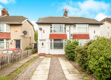 Thumbnail 2 bed semi-detached house for sale in Sealand Road, Chester