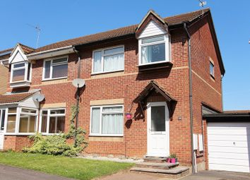 Thumbnail 3 bed semi-detached house for sale in Jeffery Court, Warmley, Bristol