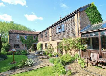Thumbnail 6 bed barn conversion for sale in Phocle Green, Ross-On-Wye