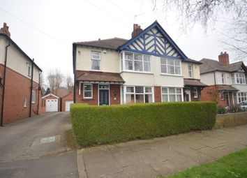 Thumbnail 3 bed semi-detached house for sale in Ashleigh Avenue, Wakefield