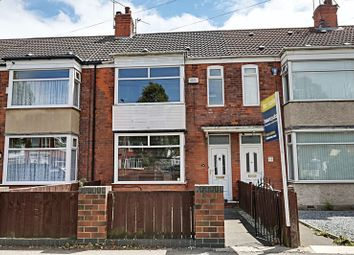 Thumbnail 3 bedroom terraced house for sale in James Reckitt Avenue, Hull
