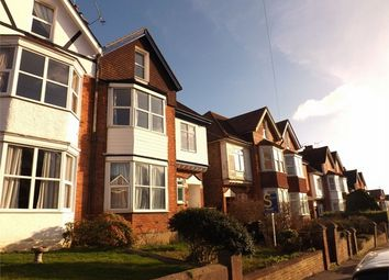 Thumbnail 3 bedroom maisonette to rent in Amherst Road, Bexhill-On-Sea, East Sussex