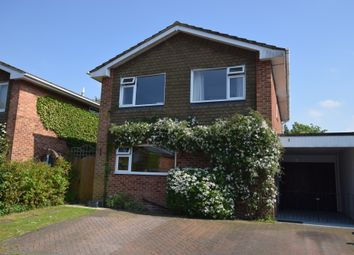 Thumbnail 4 bed link-detached house for sale in Silver Park Close, Church Crookham, Fleet
