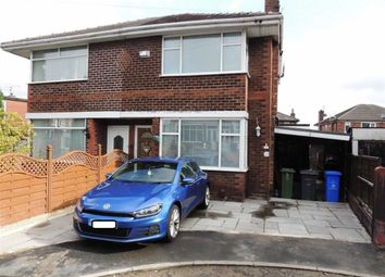 Thumbnail 2 bed semi-detached house for sale in Mere Avenue, Droylsden, Manchester