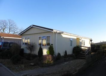 Thumbnail 2 bed mobile/park home for sale in The Glade, Ranksborough Hall, Langham, Oakham