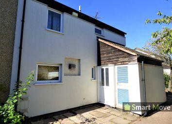 Thumbnail 3 bedroom end terrace house to rent in Cathwaite, Peterborough, Cambridgeshire.