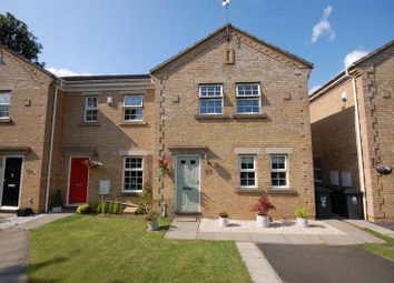 Thumbnail 3 bed semi-detached house for sale in Church Mews, Backworth, Newcastle Upon Tyne