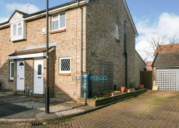 Thumbnail 2 bed end terrace house for sale in Frogmore Close, Cippenham, Slough