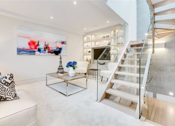 Thumbnail 2 bed mews house for sale in Ensor Mews, South Kensington, London