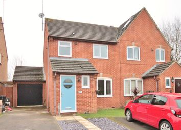 Thumbnail 3 bed semi-detached house for sale in Buckler Place, Oxford