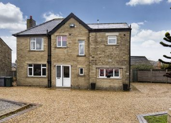 Thumbnail 4 bed detached house for sale in New Hey Road, Salendine Nook, Huddersfield