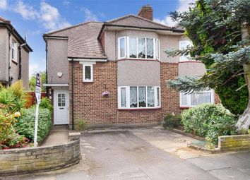 Thumbnail 3 bed semi-detached house for sale in Burslem Avenue, Ilford, Essex