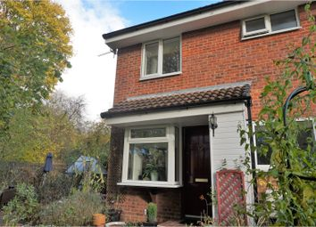 Thumbnail 1 bedroom semi-detached house for sale in Daniel Close, Warrington