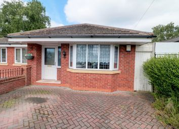 Thumbnail 2 bed semi-detached bungalow for sale in Little Green Lanes, Wylde Green, Sutton Coldfield