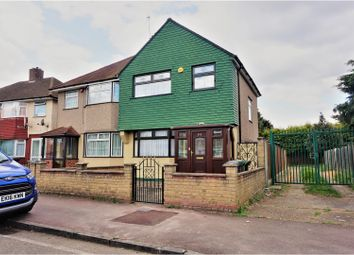 Thumbnail 3 bed semi-detached house for sale in Marston Avenue, Dagenham