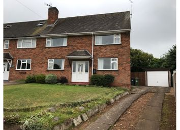 Thumbnail 3 bed semi-detached house for sale in Hall Close, Stoneleigh