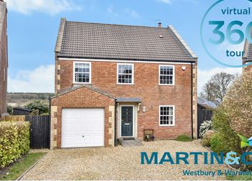 Thumbnail 4 bed detached house for sale in Haygrove Farm Mews, Warminster