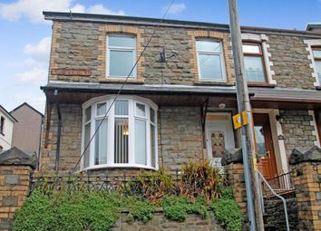 Thumbnail 2 bed semi-detached house for sale in Rosebery Street, Abertillery, Blaenau Gwent